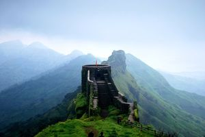 Rajgad Fort - a Soul of Trekking Empire.