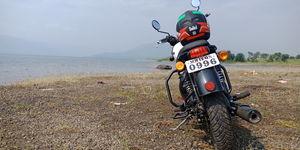 A Solo Ride to Pune-Wai-Panchgani-Mahableshwar-Tapola-Pune #motorcyclediaries
