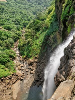 An Unexplored ride to Pune's Kumbhe Waterfall and Mystic Tunnel.