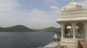 Udaipur the white City