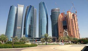 Etihad Towers - Al Khubeirah - Abu Dhabi - United Arab Emirates 1/6 by Tripoto