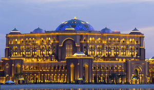 Emirates Palace Hotel Suites - Sharjah - United Arab Emirates 1/1 by Tripoto