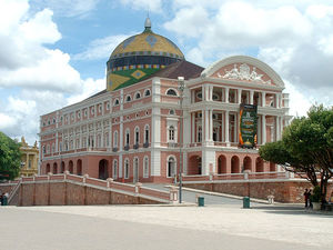 An Oasis in Amazon : Manaus