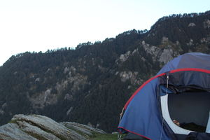 Why Triund is Great for First Time Trekkers