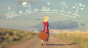 Tips To Master Yourself as a Confident and Courageous Solo Traveller