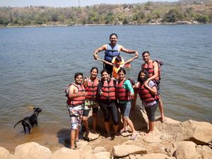 Reunion Adventure @ Manchinbele Dam