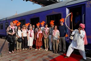 Deccan Odyssey – Luxury Train for Maharashtra