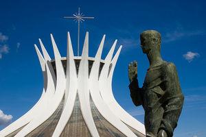 Cathedral of Brasília - Esplanada dos Ministérios 1/undefined by Tripoto