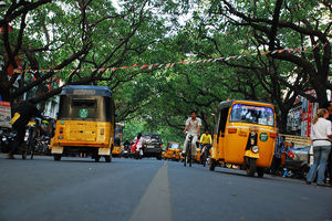 A Tour Around Namma Chennai