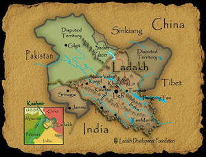 A Roadtrip to Ladakh - Part 3
