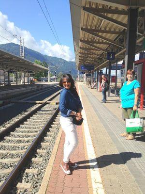 All that glitters is not always gold here but SWAROVSKI : Innsbruck