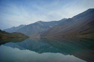Chandartal -Moon Lake of Spiti