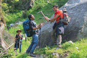 Amazing experience with Sarpass trek