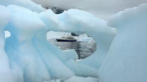 Antarctica: Dodging the Drake!
