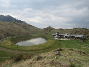Prashar Lake  - Heaven in our reach