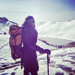 A new discovery in the journey called Life..The Prashar Lake Trek