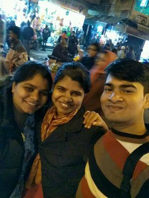 A Food Walk to Chandni Chowk…