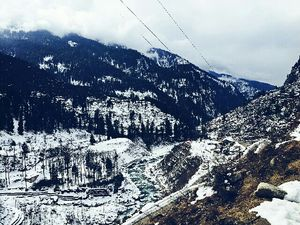 Snow Clad Parvati Valley