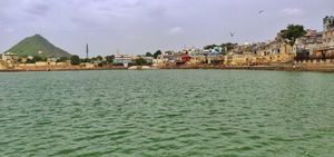Pushkar Lake roaming day