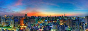 Starry Nights in Bangkok