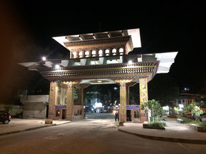 Royal Enfield Tour Of Bhutan : Day 0 & 1