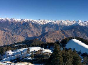 Staircase to Heaven - The Kedarkantha Peak