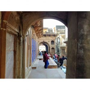 Enchanting lanes of Vrindavan