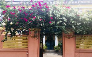 Pondicherry (or Puducherry) a synonym for Peace