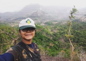 Western Ghats, always a paradise for birds and reptiles. #SelfieWithAView #Tripotocommunity