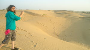 Jaisalmer: The golden trance