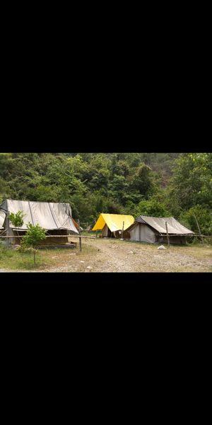 Jungle camp, Uttarakhand