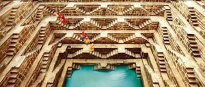 Trip To The Mysterious Step Wells Of Chand Baori
