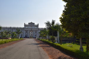 Jai Vilas Palace - Opulence Abound!
