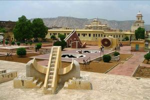 An Attempt To Understand The Science Behind Esoteric Jantar Mantar (Jaipur)