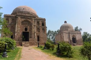 The Unsolved Mystery - Dadi-Poti Tombs