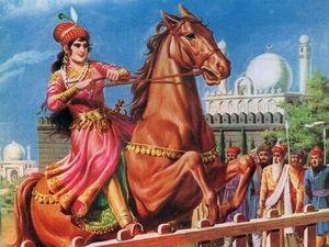 Razia Sultan's Tomb - The Lost Glory