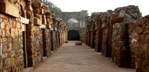 Ramble In The Ruins - Hauz Khas Complex