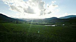 The hills of Jakhama