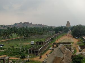 Hampi : Perfect blend of Heritage and Nature