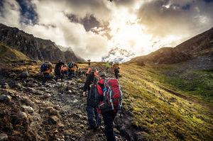 Why is trekking always a good idea?