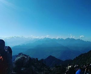 Himalayan ranges, Himachal Pradesh