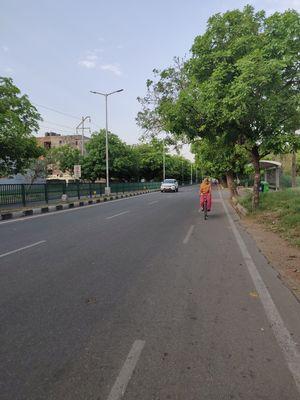 Six hours in Garden city - Chandigarh