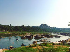 The ruins of Hampi are sure to mesmerize you! #Hampipictures #IssSummerBaharNikal