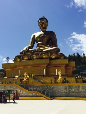 Bhutan- Country with Gross National Happiness Index rather than GDP.