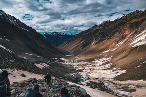 The journey to heaven and between death ~Pin Bhabha Pass