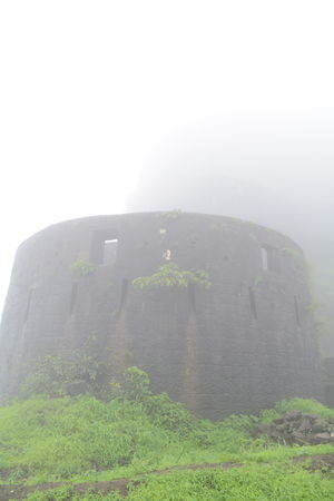 Monsoon trek to Lohgad fort , Lonavala