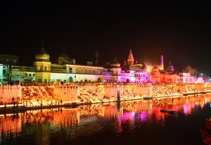 City of Ram & Ramayana: AYODHYA, Uttar Pradesh