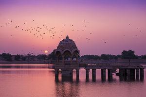 Jaisalmer - A colour riot in the desert.