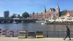 I AMsterdam #MyKindaCity @tripotocommunity#abroadonabudget