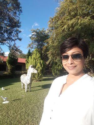 African Safari #SelfieWithAView and #TripotoCommunity